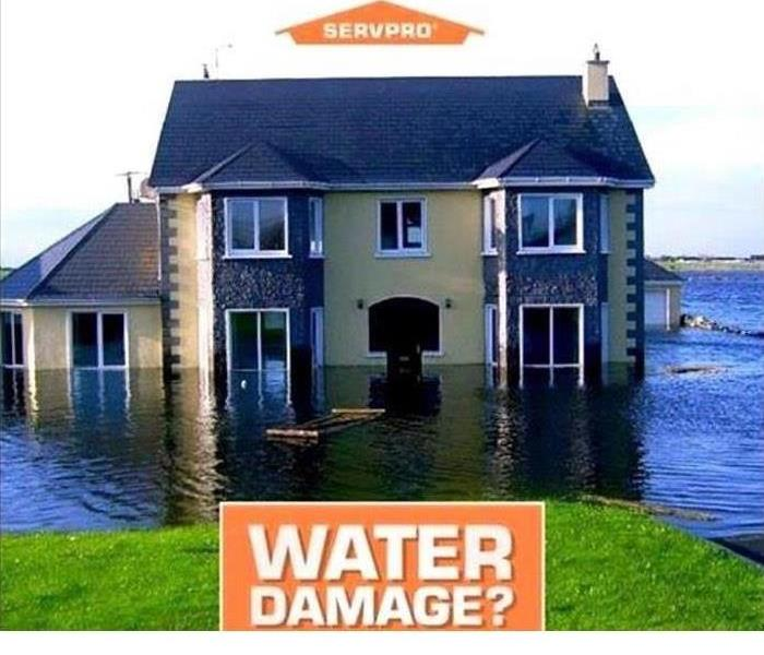 Water Damage Water Damage? Leave it to the Professionals