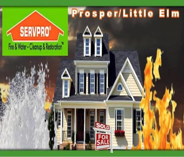 Cleaning Choose SERVPRO of Prosper/Little Elm to Protect Your Most Valuable Asset.